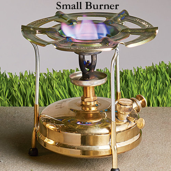 Classic Burners For Travel & Remote Cooking