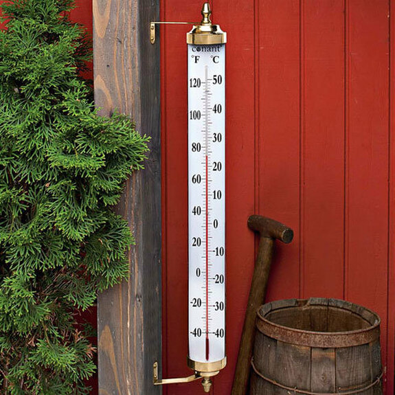 """X-Large 24"""" Thermometer"""