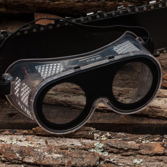 Wire Mesh Goggles