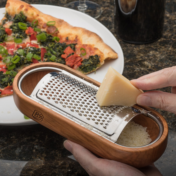 Grater and Serving Bowl