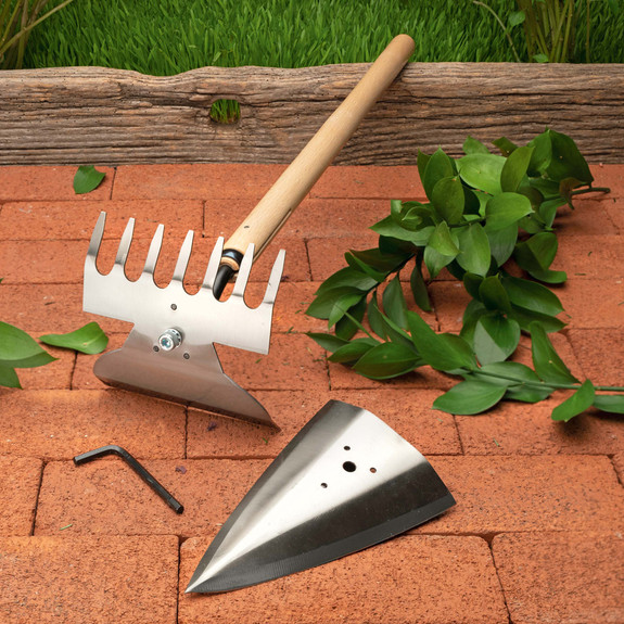 Cultivator and Handle