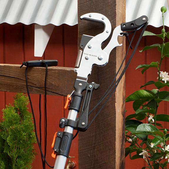 Extra-Capacity X.H.D. Jumbo Pole Saw & Pruner