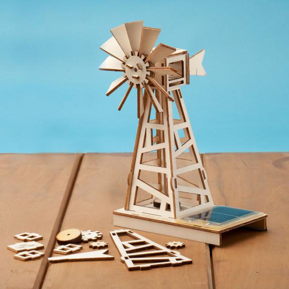 Solar Windmill Kit