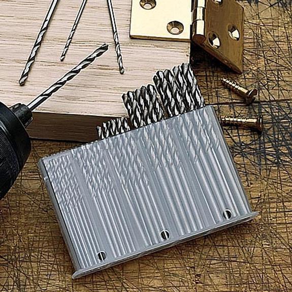 Pro 50 Pc Mini HSS Drill Set