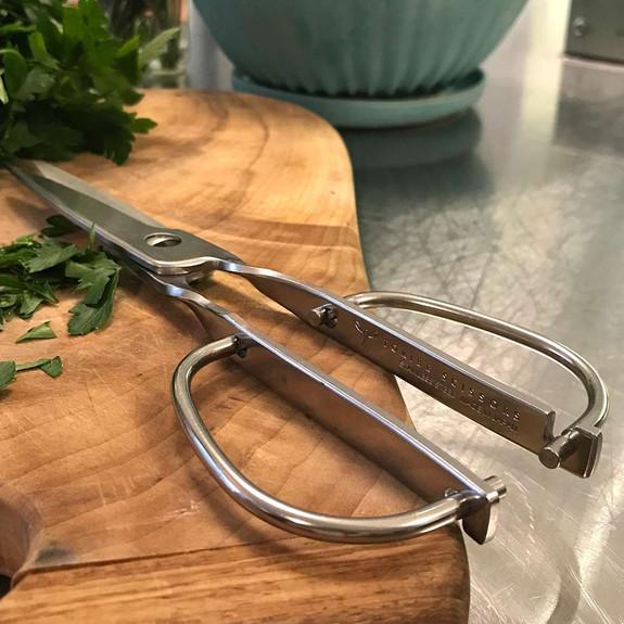 Super-Smooth Japanese Kitchen Scissors
