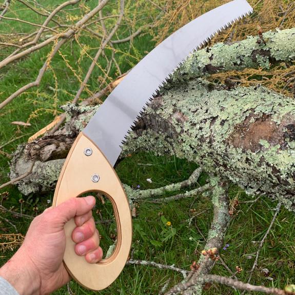 """14-1/2"""" pruning saw"""