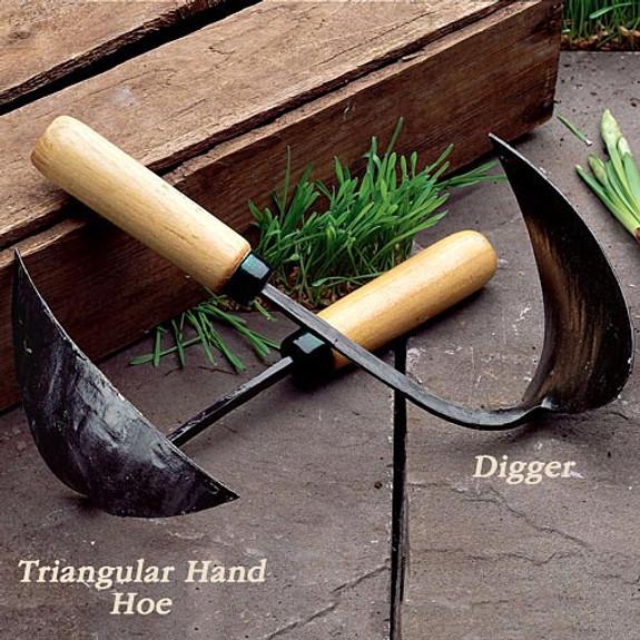 Korean-Style Digging Tool