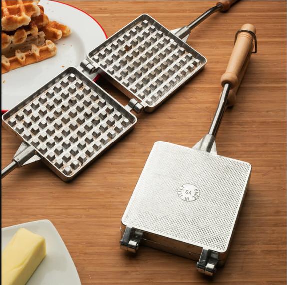 Aluminum Stove Top - Waffle Maker