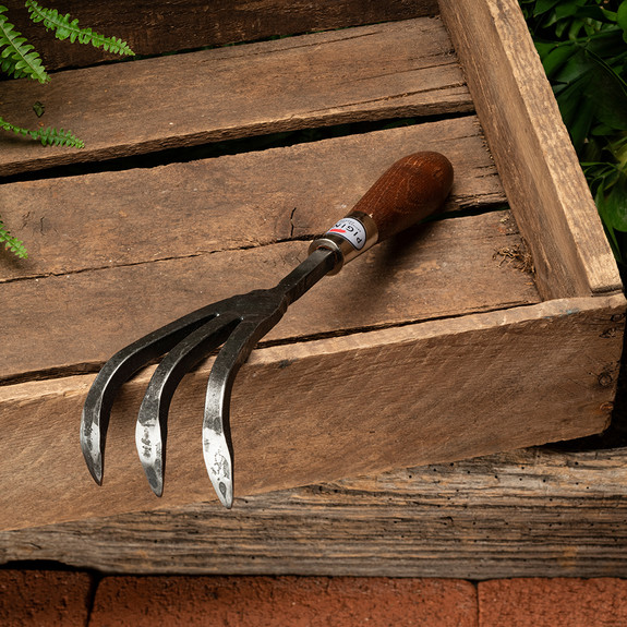 Hand Forged Cultivator