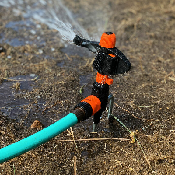 Italian Pulsating Sector Sprinkler