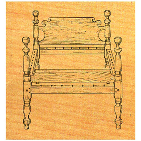 Cord Bed - Stock #39