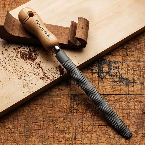 Set of 3 Woodworkers' Rasps
