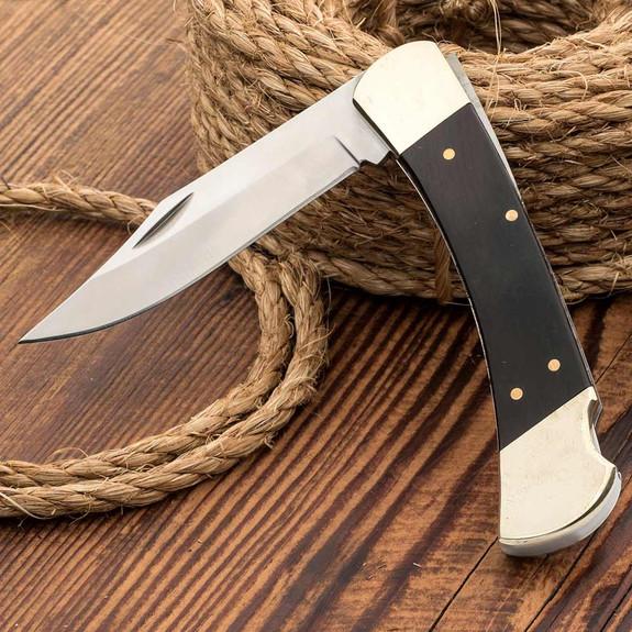 Lock Back Hunting Knife