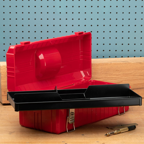 Compact Go-To Tool Boxes