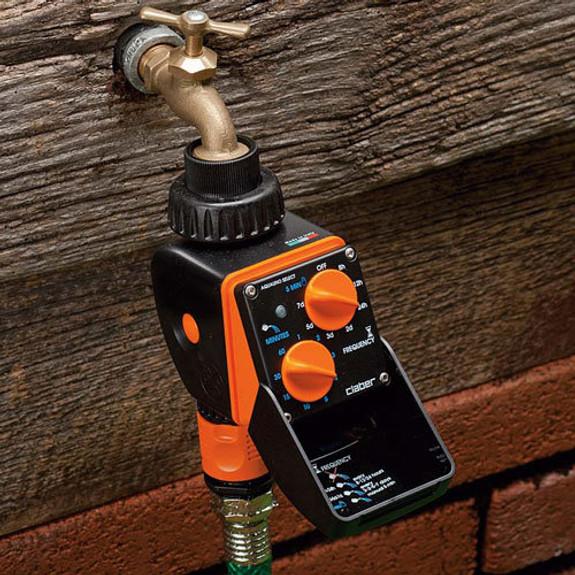 Analog Watering Timer