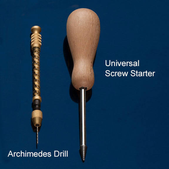 Both Archimedes Drills
