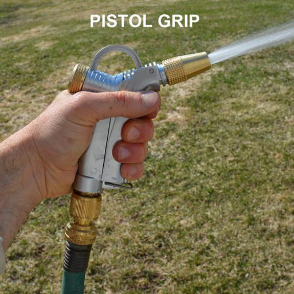 Pistol-Grip Nozzle