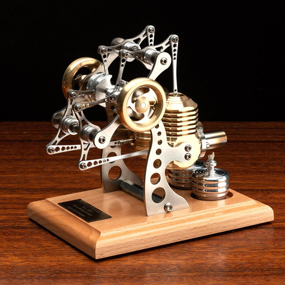 Classic Precision German-Made Stirling Engine Models
