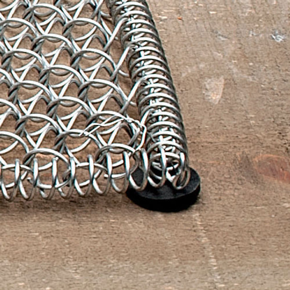 Galvanized Coil-Steel Mud Mats