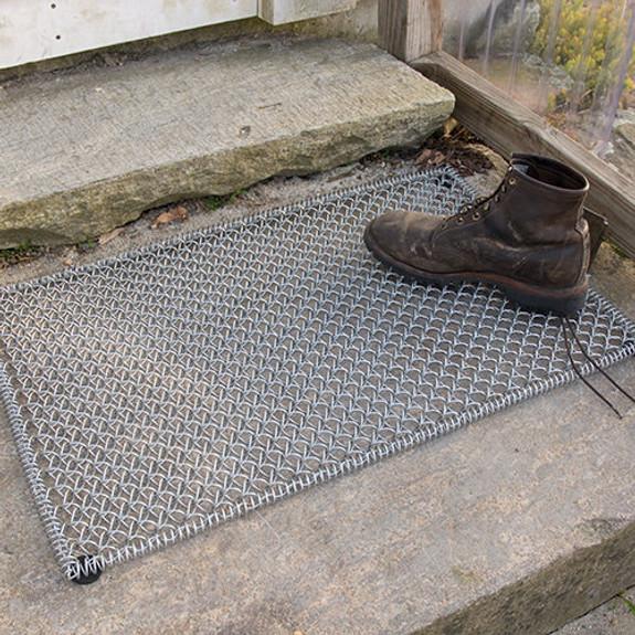Galvanized Coil-Steel Mud Mats