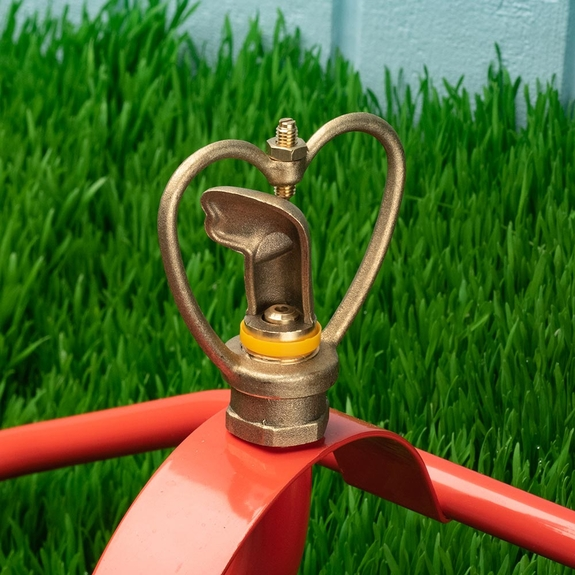 Italian-Made Sprinkler Sled