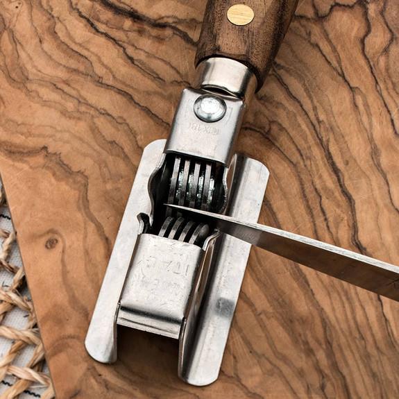 Italian Manual Knife Sharpener