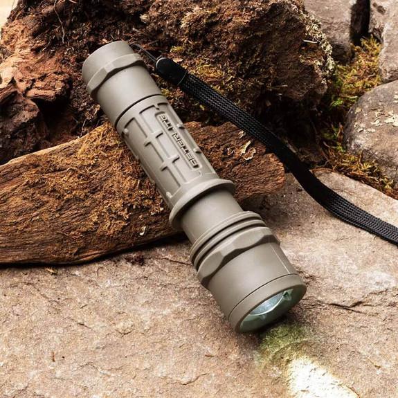Explorer's Rugged Field Flashlight