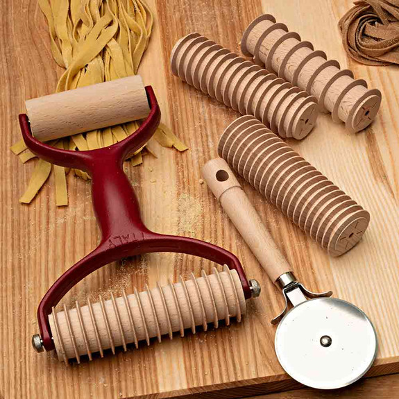 Pasta Roller Kit Made in Italy
