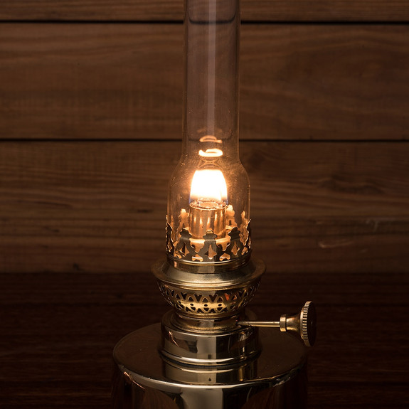 Repl. Glass for Small Lamp