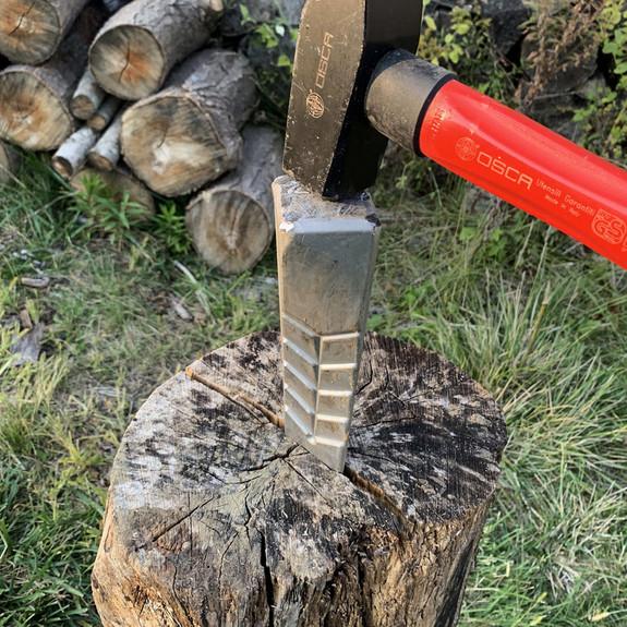 Firewood Splitting Wedge