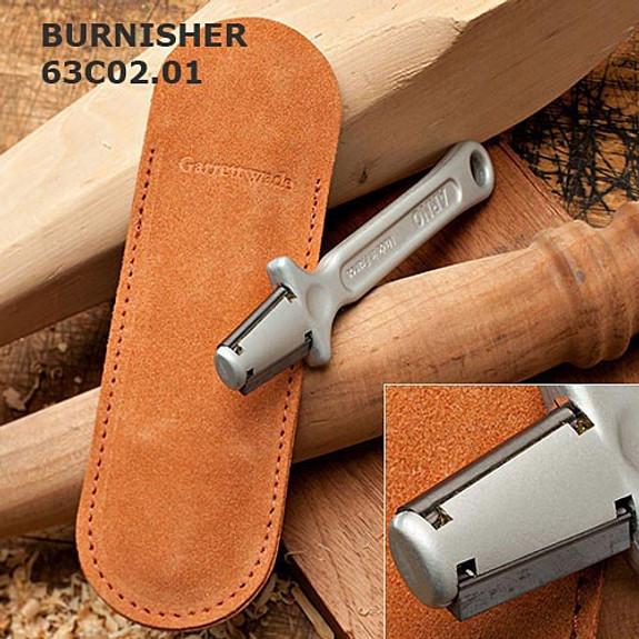 Solid Carbide Burnisher