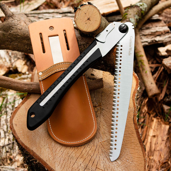 A Folding Pruning Saw For Serious Work