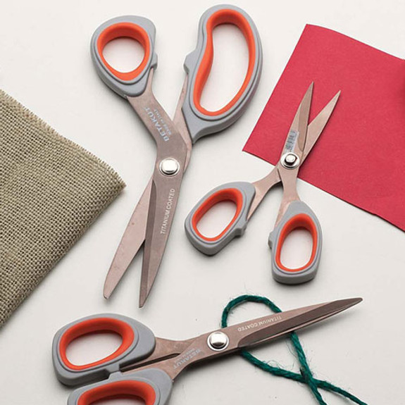 Titanium Coated Craft Scissor Set