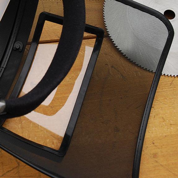 Wire Screen Face Shield