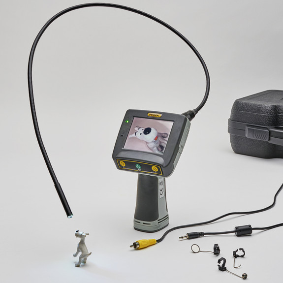Improved Advanced Borescope Inspection System