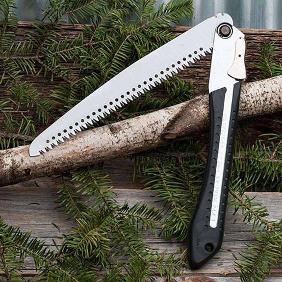 Large Folding Pruning Saw