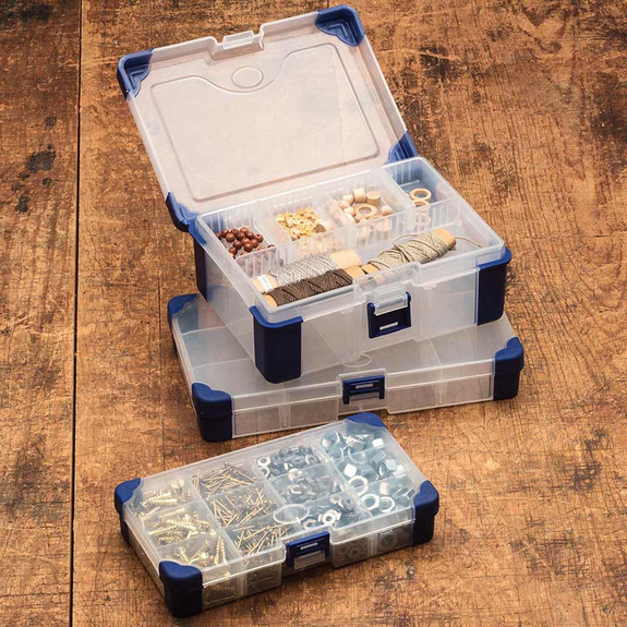 Transparent Storage Boxes For Your Shop Uses