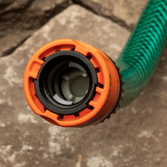 Ergonomic Garden Hose Spray Nozzle