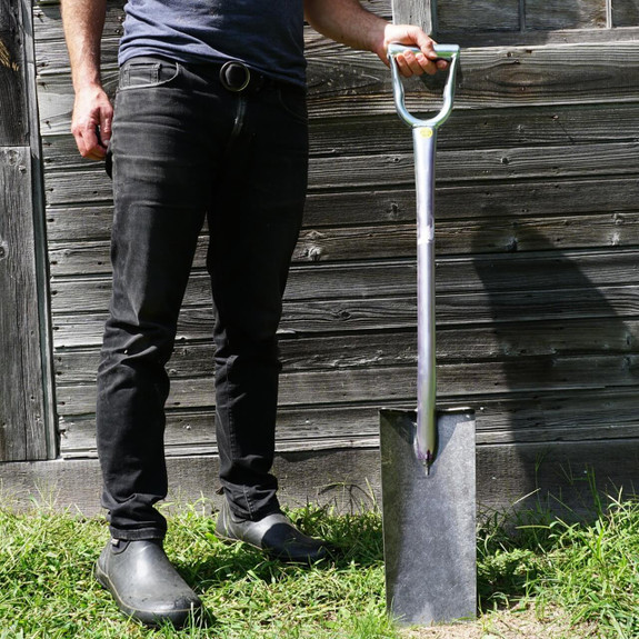 USA Made Garden Spade