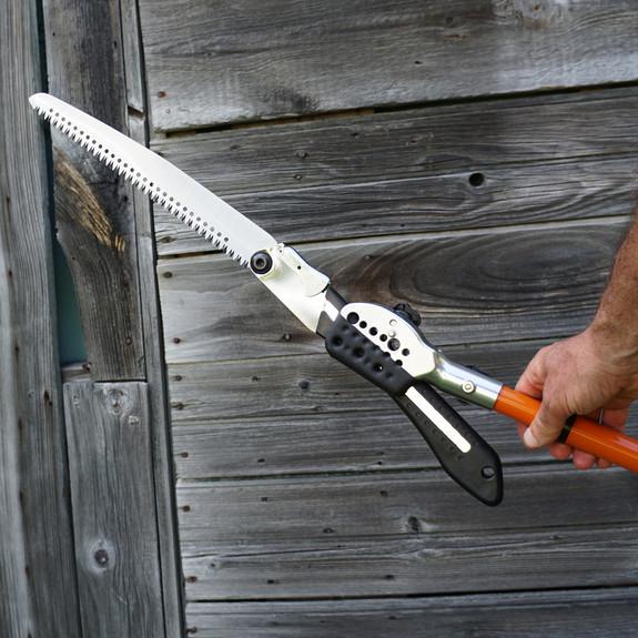 Pole Saw + Pruning Saw