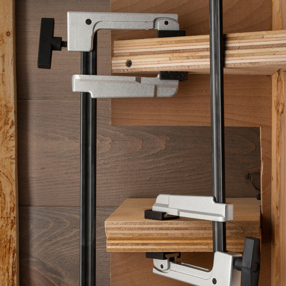 Unique Woodworking Clamps