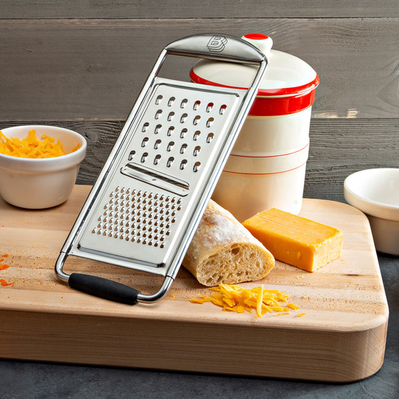 Two Italian-Made Graters