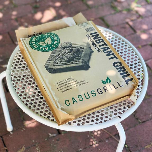 Casus Grill - Single Use