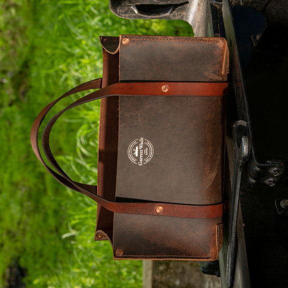 45th Anniversary Leather Tote - Limited Edition