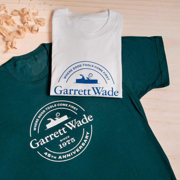 45th Anniversary Green T- Shirt - Medium