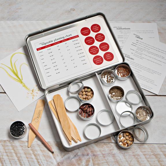 Farmers Market Garden Seed Kit