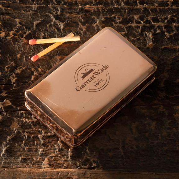 Copper Keepsake Box