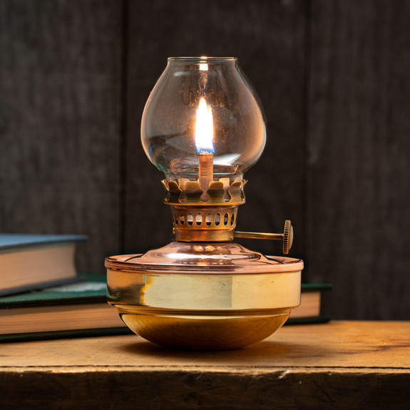 Naval-Style Lamp