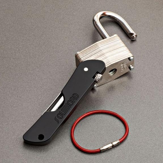 Jack-Knife-Style Lock-Picking Set
