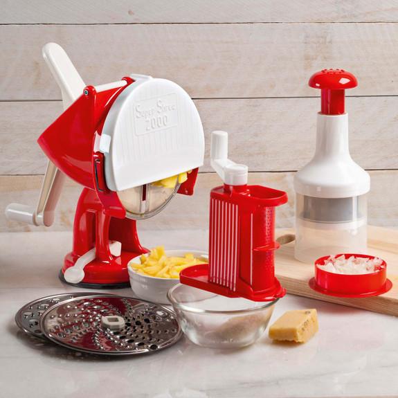 Italian-Made Parmesan Crank